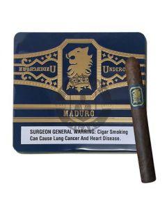 Liga Privada Undercrown Maduro Coronets Tin 10 Cigar Tin