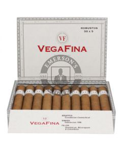 Vega Fina Robusto Box 20