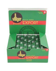 Villiger Export Brasil Box 50
