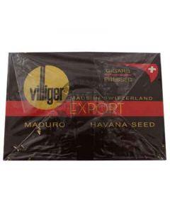 Villiger Export Maduro 10 Packs of 5 (50 Cigars)