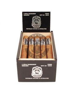 Warfighter Garrison Rosado Toro 5 Cigars