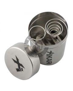 Xikar Ash Can Portable Ashtray