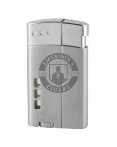 Xikar Escalade Silver Lighter