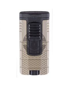 Xikar Tactical Lighter Tan/Black