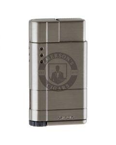 Xikar Cirro High Altitude Gunmetal Lighter