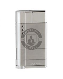 Xikar Cirro High Altitude Silver Lighter