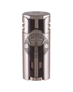 Xikar HP4 Gunmetal Lighter