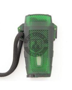 Xikar Stratosphere Hunter Green Lighter
