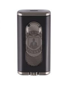 Xikar Verano Black Lighter