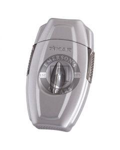 Xikar VX2 Cigar Cutter Silver