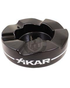 Xikar Wave Black Ashtray