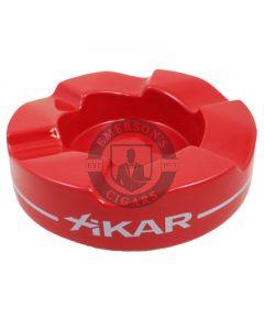 Xikar Wave Red Ashtray