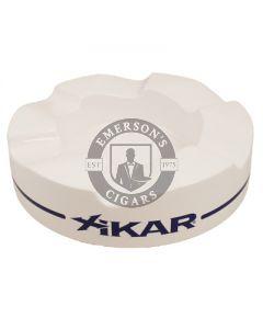 Xikar Wave White Ashtray