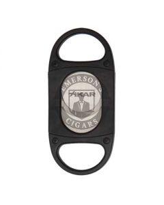 Xikar X8 64RG Black Cigar Cutter