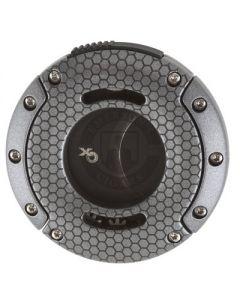 Xikar XO Gunmetal Honeycomb Cigar Cutter