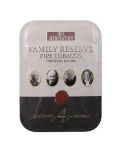 4th Generation Family Reserve Pipe Tobacco 100 Gram