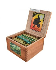 Acid Kuba Kuba Green Candela Box 24