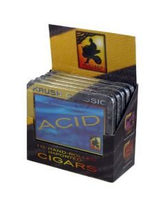 Acid Krush Classics Blue Connecticut 5/10 Cigar Box