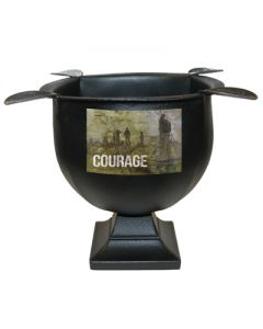 Armed Forces Courage Stinky Ashtray