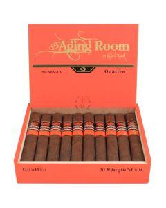 Aging Room Quattro Nicaragua Vibrato Box 20