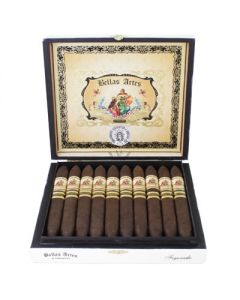 AJ Fernandez Bellas Artes Maduro TAA 2020 Figurado 5 Cigars