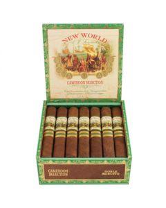 AJ Fernandez New World Cameroon Double Robusto 5 Cigars