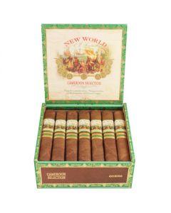 AJ Fernandez New World Cameroon Gordo 5 Cigars