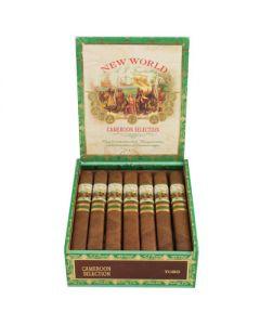 AJ Fernandez New World Cameroon Toro 5 Cigar