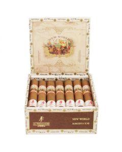 AJ Fernandez New World Connecticut Robusto 5 Cigars