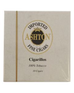 Ashton Cigarillos 10 Cigars