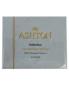 Ashton Senoritas Connecticut 10 Pack