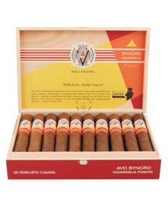 Avo Syncro Fogata Robusto 5 Cigars