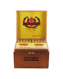 Baccarat Bonitas Box 60 (12/5 Pack)