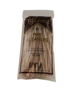 BJ Long Pipe Cleaners Bristle 80 Pack