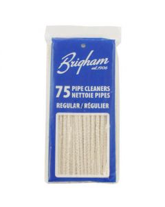 Brigham Pipe Cleaners Regular 75 Pack