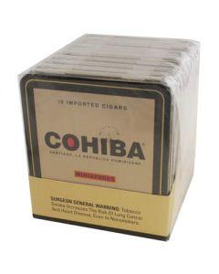 Cohiba Miniature 10 Cigar Tin