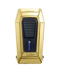 Colibri Lighter Gotham Gold