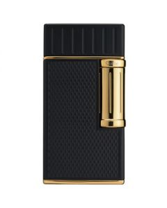Colibri Lighter Julius Classic Black/Gold