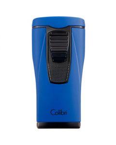 Colibri Lighter Monaco Blue/Black