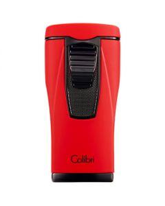 Colibri Lighter Monaco Red/Black