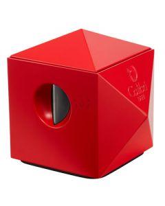 Colibri Quasar Red Table Cigar Cutter