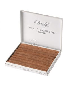 Davidoff Mini Cigarillo Silver 20 Pack