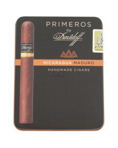 Davidoff Nicaragua Primeros Maduro 6 Pack