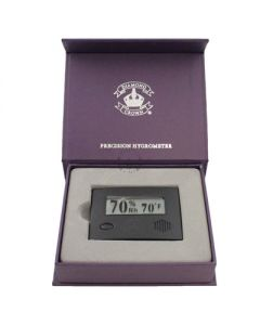 Diamond Crown Digital Hygrometer