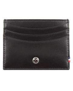Dupont Wallet Line D Credit Card Holder Black