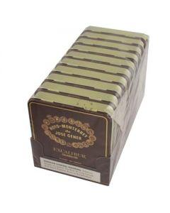Hoyo De Monterrey Excalibur Cigarillo Box 200 (10/20 Pack Tins)