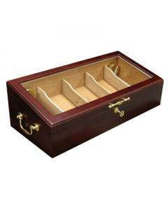 Counter Top Display Humidor (125 Cigar Capacity)