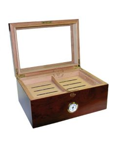Milano Rosewood 100 Count Humidor