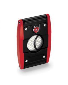 Lamborghini Precisione Cutter Black And Red