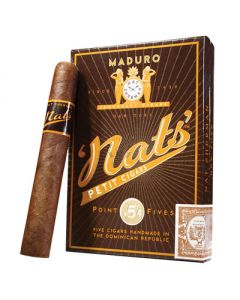 Nat Sherman Point Five's Maduro 5 Pack